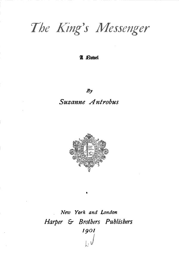 Antrobus Kings Messenger