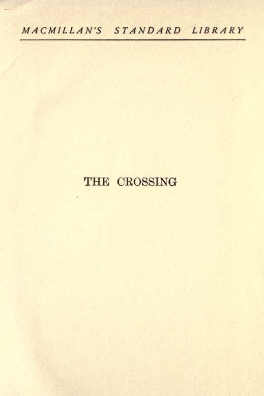 Churchill The Crossing