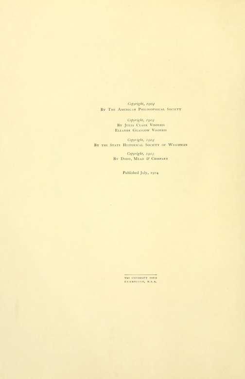 Lewis And Clark Journals