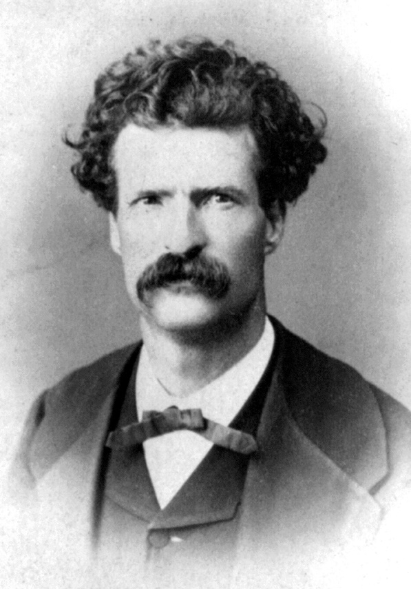 a biography of samuel langhorne clemens also known as mark twain Directed by irving rapper with fredric march, alexis smith, donald crisp, alan hale the dramatized life of immortal humorist samuel langhorne clemens, better known as mark twain, from his days as a riverboat pilot on the mississippi river until his death in 1910 shortly after halley's comet returned.